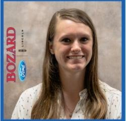 Communication Specialist Brittany Milligan in Administrative at Bozard Lincoln